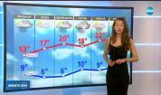 Прогноза за времето (06.05.2019 - централна емисия)
