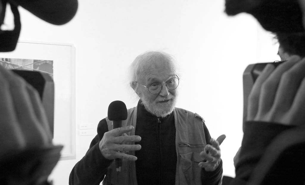 """Изложбата """"Йозеф Куделка: Изгнания"""" може да бъде видяна в Софийска градска художествена галерия от 7 Май до 9 Юни 2019"""