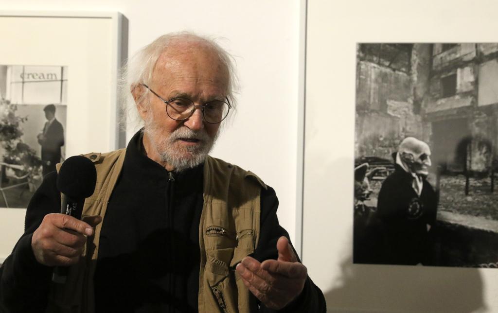 Йозеф Куделка е сред най-видните артисти засвидетелствали, че Eвропейският проект е донесъл мир и просперитет.