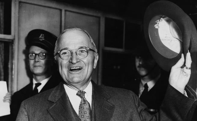 """Президентът, който каза """"да"""" на Хирошима"""