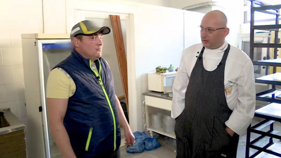 """Шеф Манчев с двойно по-тежка мисия в """"Кошмари в кухнята"""""""