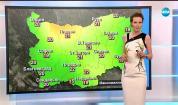 Прогноза за времето (08.05.2019 - централна емисия)