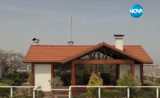 Къщите върху покриви - опасни ли са