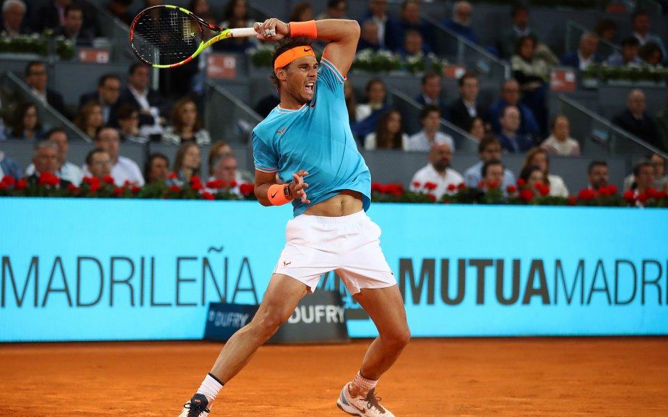 Надал: Продължавам да играя тенис, отговарящ на нивото на тези турнири