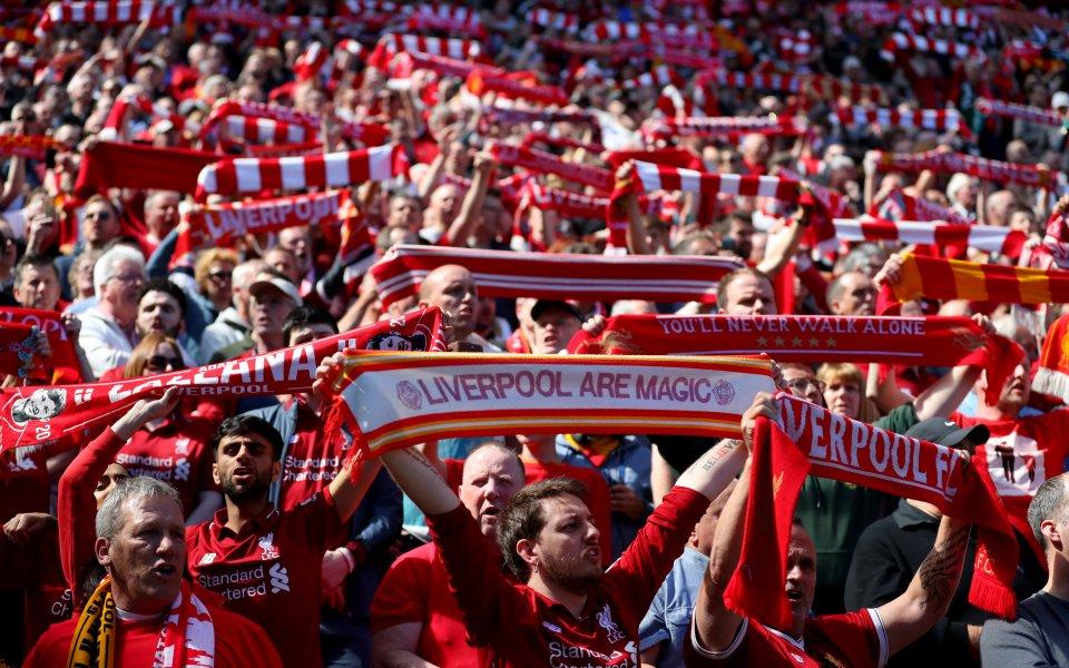 Отборът на Ливърпул играе срещу Уулвърхемптън в последния кръг на
