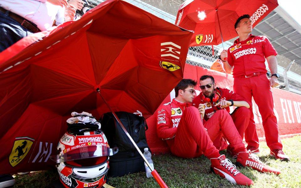 Тимът на Ферари във Формула 1 ще проведе нова дискусия