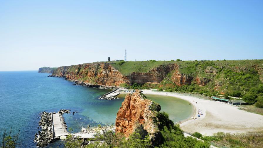 <p><strong>Български плаж</strong> сред най-красивите в Европа (СНИМКИ)</p>