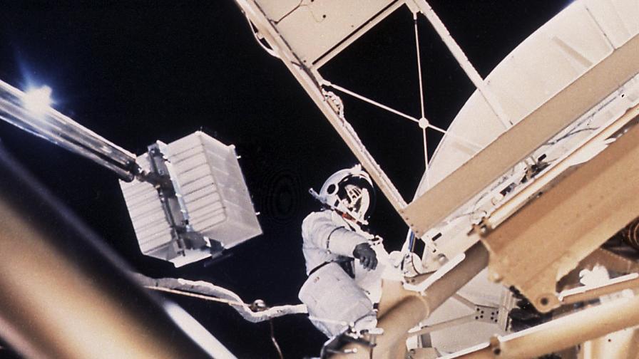 """<p><strong><span style=""""color:#ffbc00;"""">&bdquo;Скайлаб&rdquo;</span></strong> &ndash; една от първите космически станции</p>"""