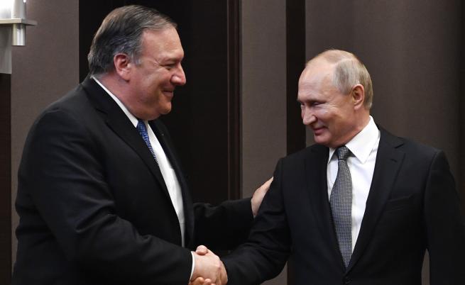 Последният смях на Путин