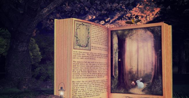 """Снимка: """"Дори чудесата изискват известно време"""" - магьосникът - писател Шарл Перо"""