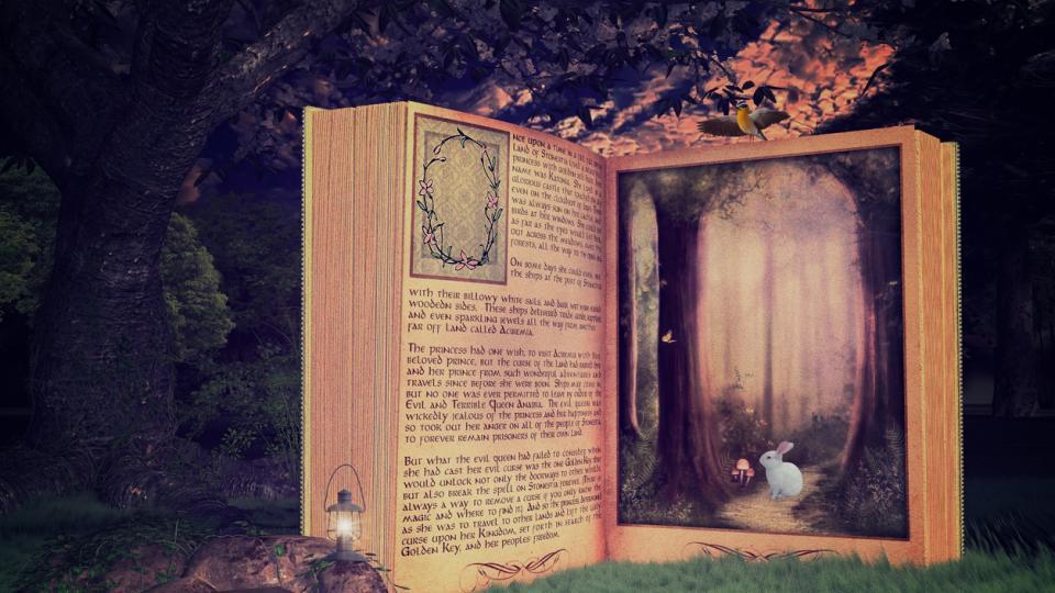 приказка приказно магия