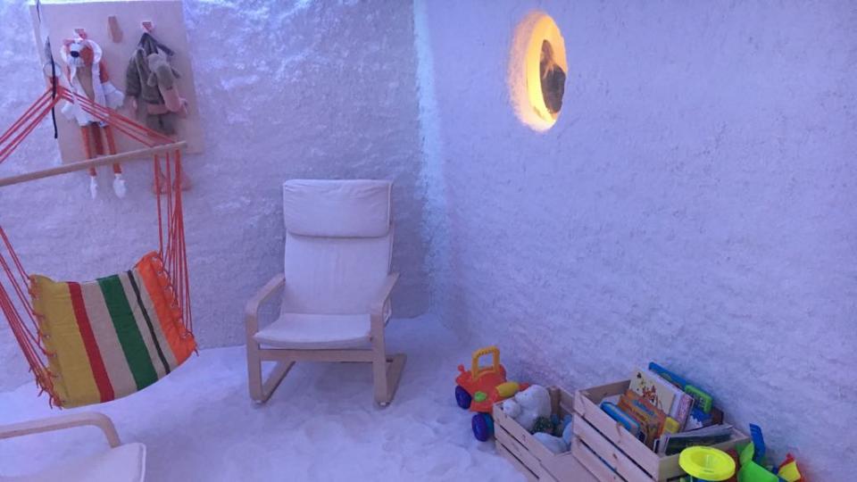 Salt and Art: най-новото пространство в София за йога и солни инхалации