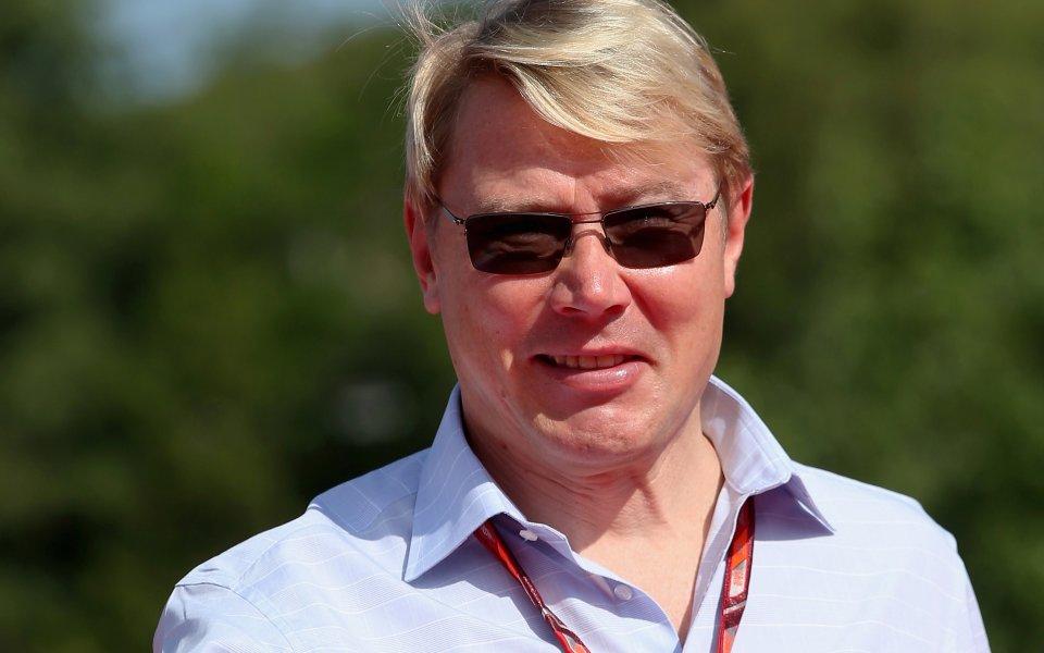 Двукратният световен шампион във Формула 1 Мика Хакинен изрази интересно