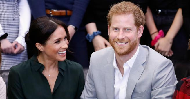 Гримьорът на Меган Маркъл за сватба на херцогинята и неин