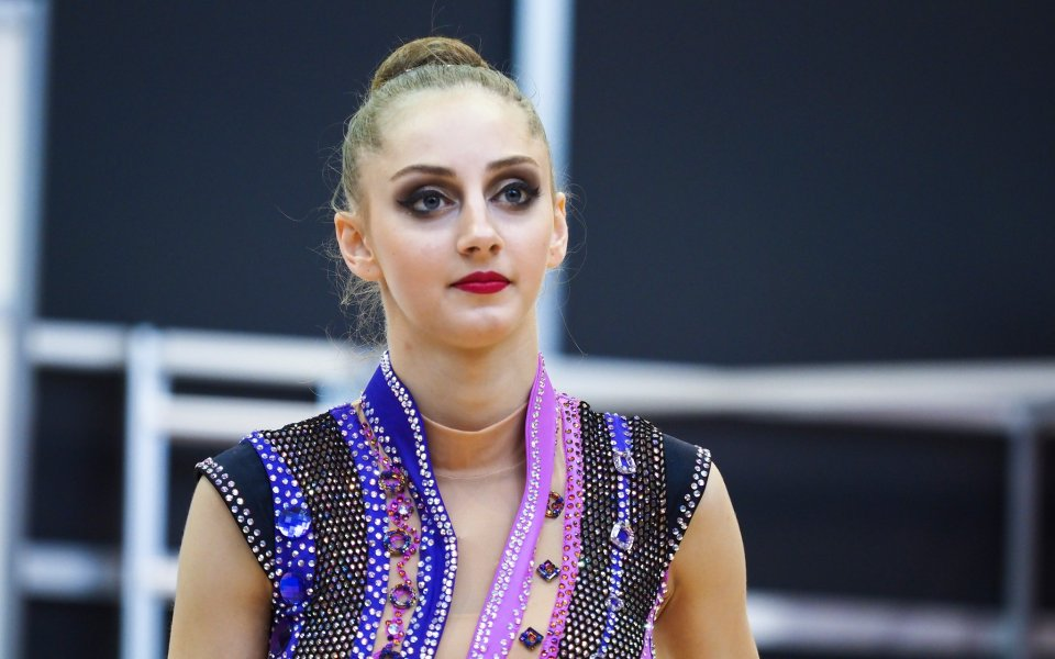 Българската състезателка Боряна Калейн направи много силно Европейското първенство по