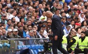 Търпението свърши! Феновете на Реал искат Зидан уволнен