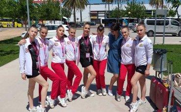Добро представяне за девойките на Световното по естетическа гимнастика