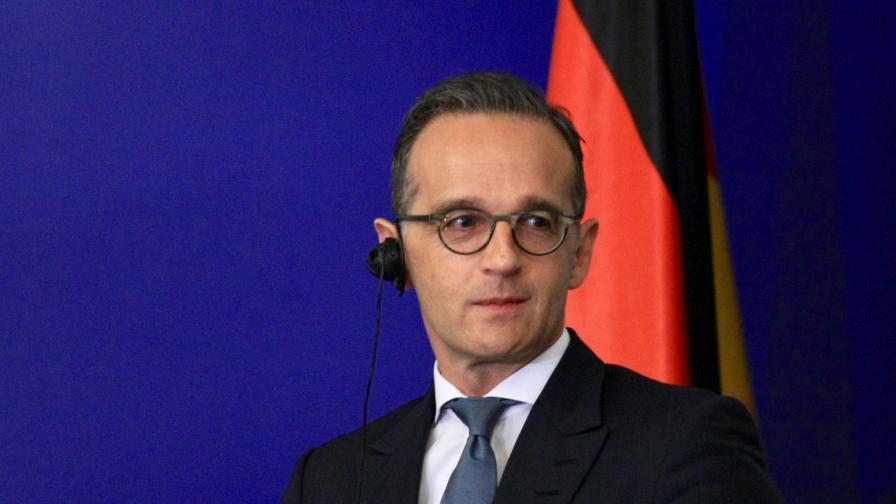 Външният министър на Федерална република Германия Хайко Маас