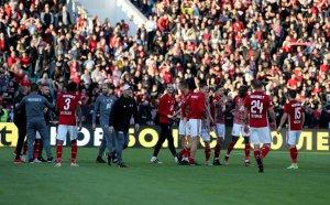 Наприятности за феновете на ЦСКА, не могат да се приберат от Черна гора