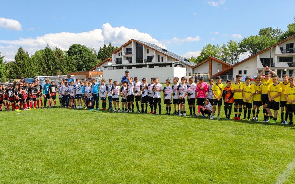 Осем детски футболни отбора ще участват във Второто издание на
