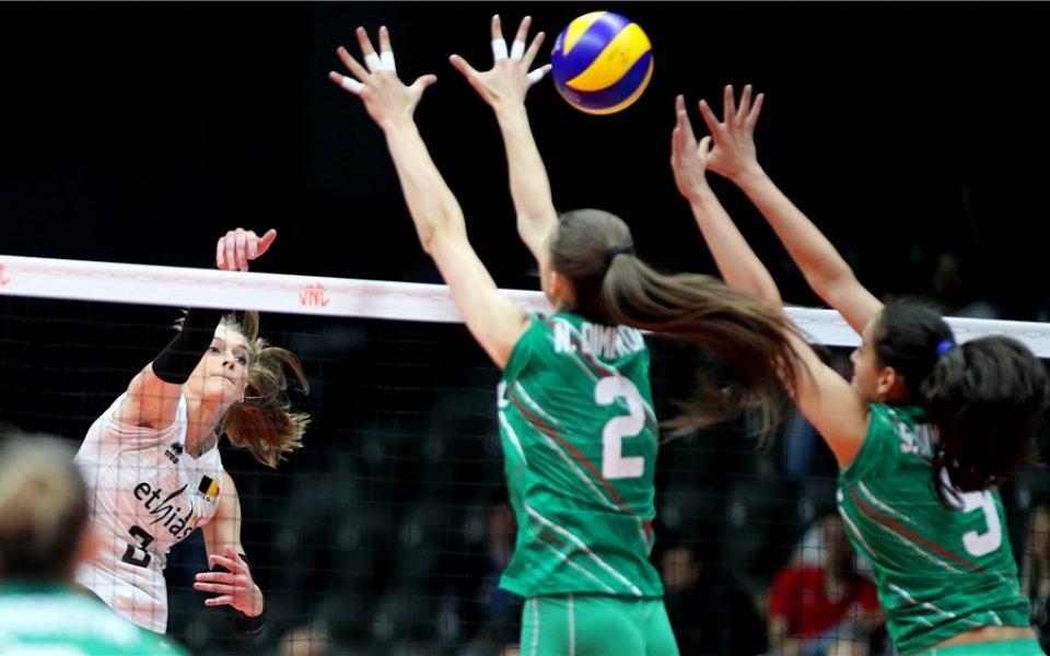 Снимка: България с нова загуба във волейболната Лига на нациите