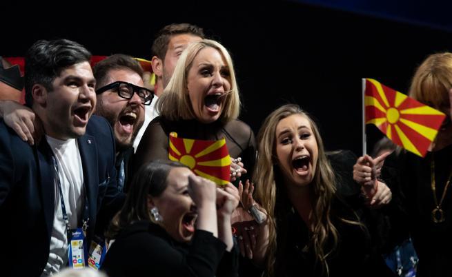 """Грешка в резултатите на """"Евровизия"""", Северна Македония печели вота на журито"""
