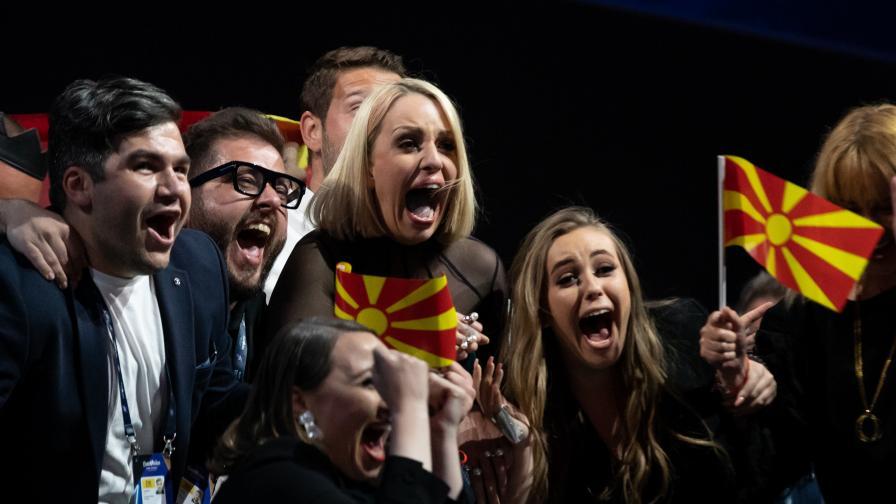 <p><strong>Грешка</strong> в резултатите на &bdquo;Евровизия&rdquo;, <strong>Северна Македония печели </strong>вота на журито</p>