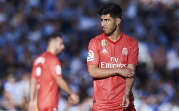 Асенсио ще остане в Реал и няма да ходи в Ливърпул