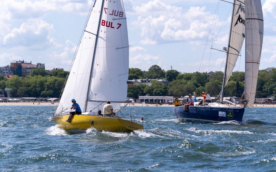 18 яхти с граждани на борда се включиха в Pro-Am гонката
