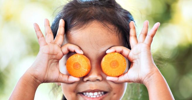 Любопитно Няколко разпространени мита за зрението Наистина ли морковите подобряват