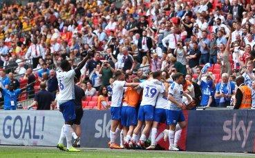 След драма: Транмиър е последният нов член на Лига 1 в Англия