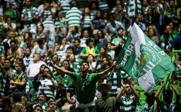 Спортинг триумфира с купата на Португалия