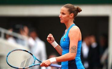 Каролина Плишкова: Обичам турнира в Рим