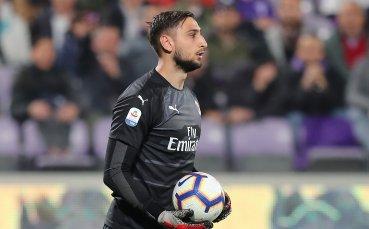 Донарума и Милан не могат да се разберат за нов договор
