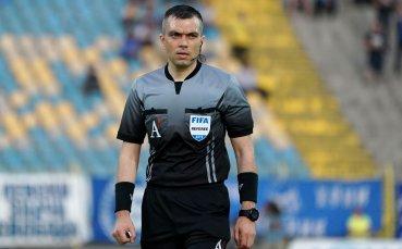 УЕФА повиши в категория Волен Чинков