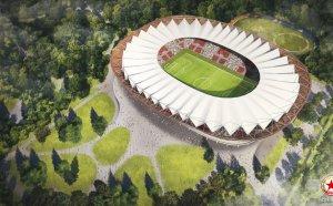 От ЦСКА обещаха, че ще има нов стадион
