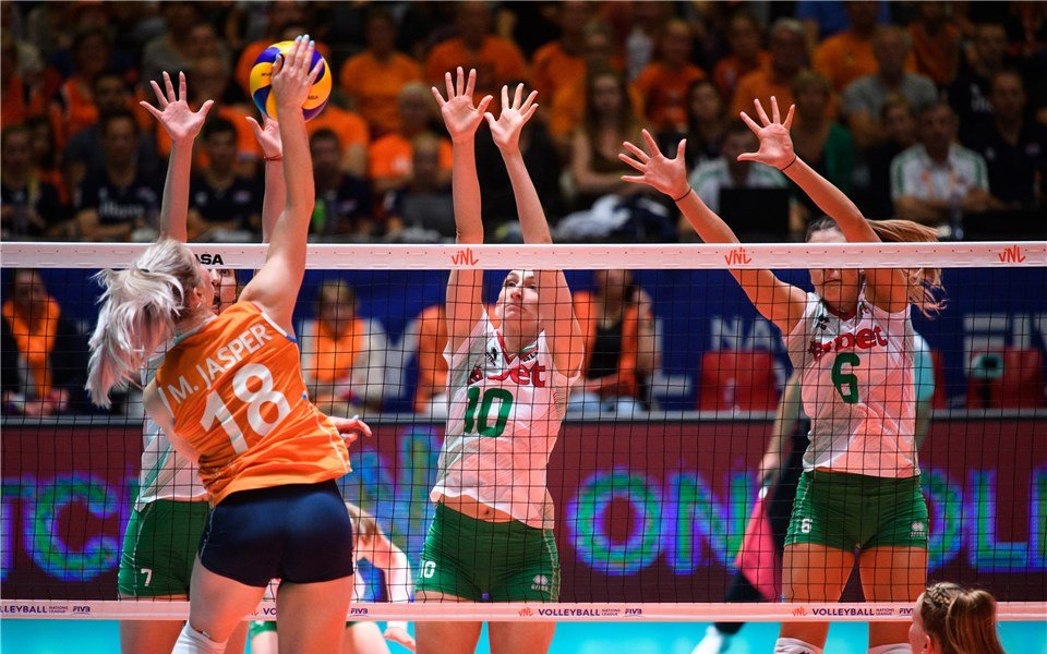 България поведе, но след това допусна обрат срещу Холандия