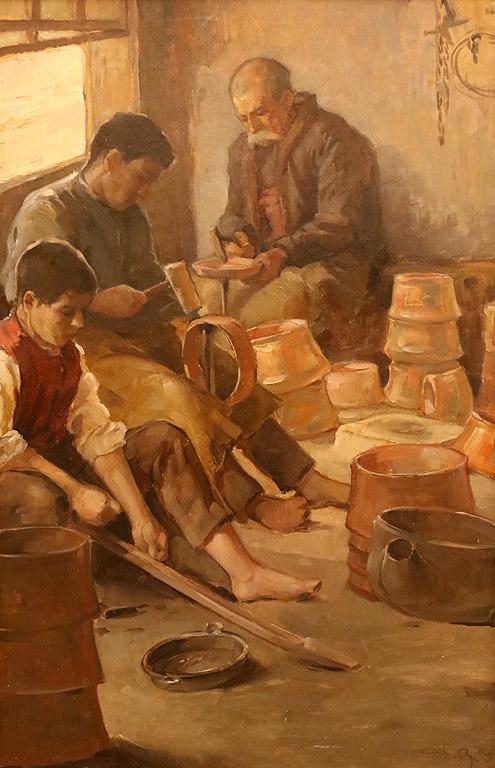 Бакърджии 1923