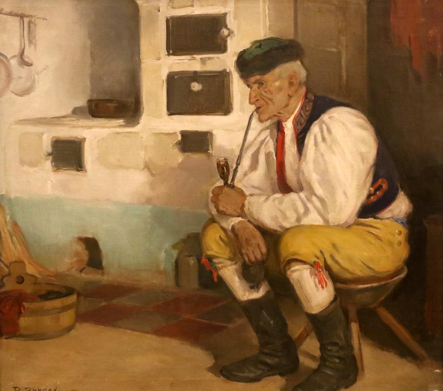 Старец от Ходско 1932