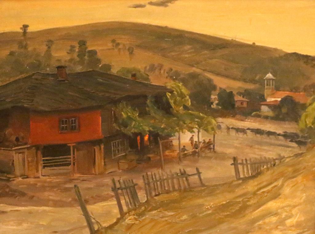 Село Нейково 1945