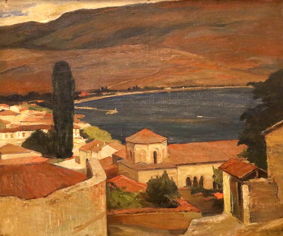 Охридското езеро 1942