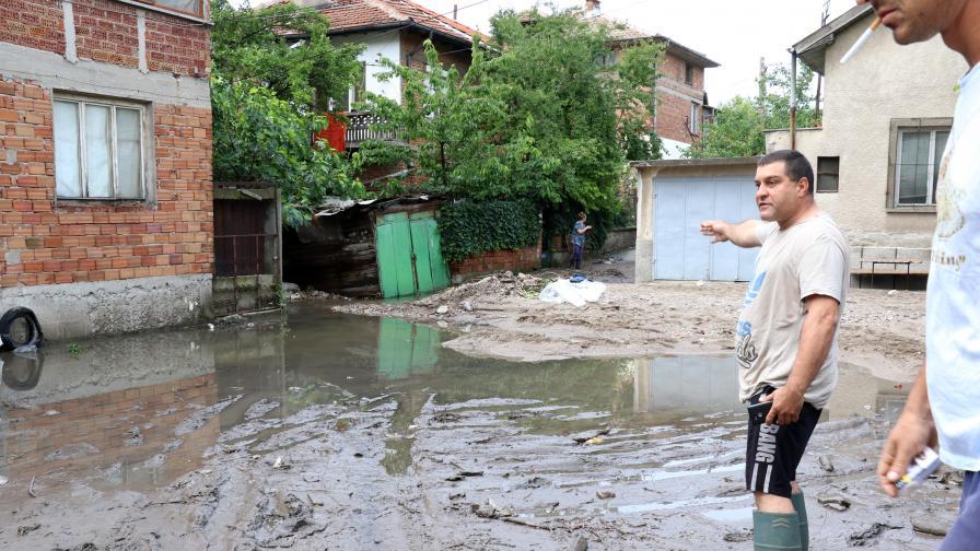 <p>Равносметката след бурята в Хасково (СНИМКИ)</p>