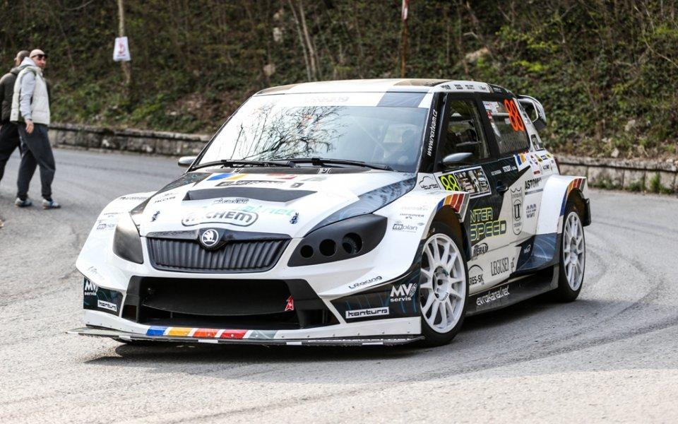 Камбуров с втора поредна победа в националния планински автомобилен шампионат