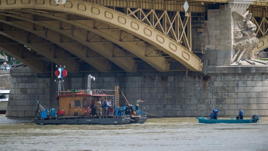 <p>Трагедията в Дунав: втора катастрофа за капитана</p>