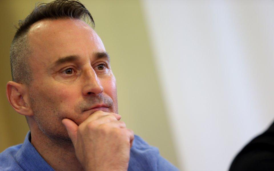 Помощник-треньорът на Петър Хубчев Георги Донков сподели, че отборът няма