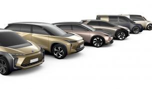 <p>Toyota преосмисля и ускорява стратегията за е-коли</p>