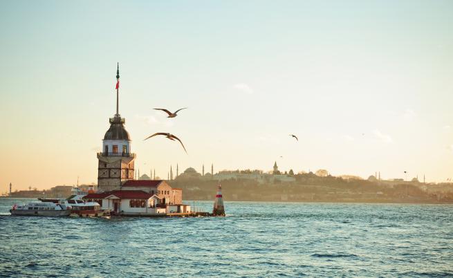Турция започва да чисти моретата си