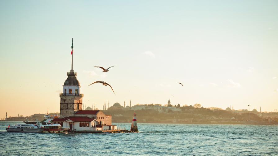 <p>Турция започва да чисти моретата си</p>
