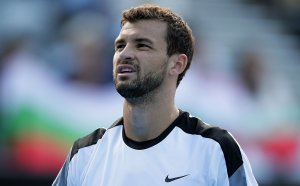 Няма да гледаме Григор Димитров днес