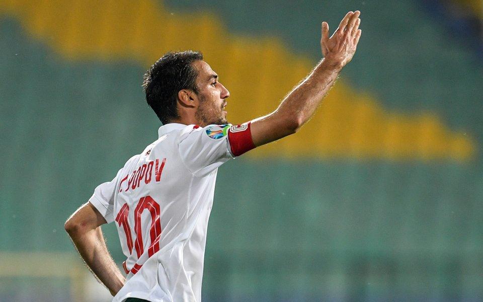 Макар настроението на всички, следящи български футбол, да е минорно